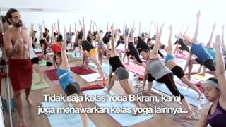 Bikram Yoga@42 Serpong, Open May 2013