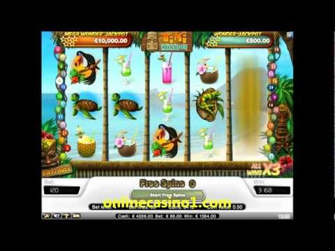 Tiki Wonders Free Spins