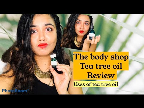 The body shop tea tree oil honest review # anti imperfection soulution