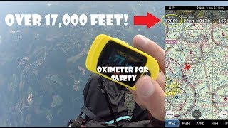 Video Flying to 17,000 Feet On My Paramotor... Without Oxygen! MP3, 3GP, MP4, WEBM, AVI, FLV Januari 2019