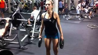 Leg Exercises For Lean Sexy Legs - YouTube