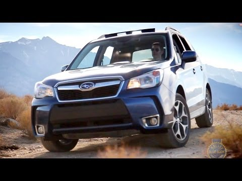 2014 Subaru Forester Review - Kelley Blue Book