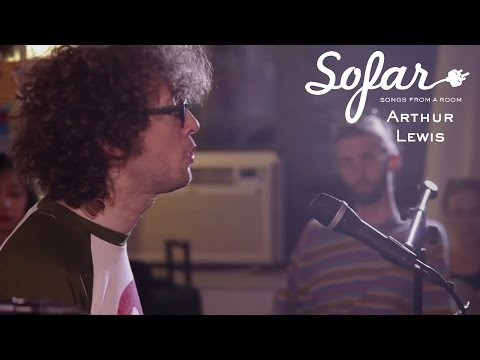 Arthur Lewis - Set Sail | Sofar New York