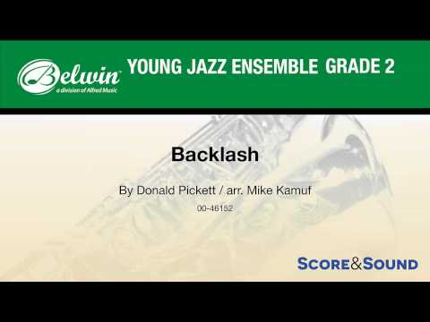 Backlash, Arr. Mike Kamuf – Score & Sound