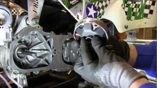 10. How to service a mini quad-CVT clutch