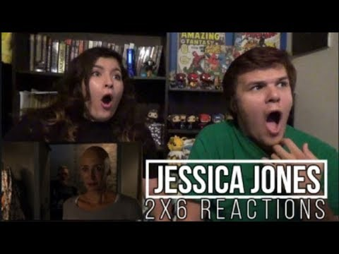 "Jessica Jones 2x6 ""AKA Facetime"" Reactions"