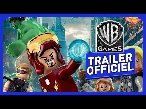 LEGO Marvel's Avengers - Bande Annonce / Trailer Officiel