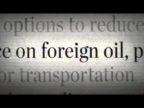 Energy Independence-Economic Impact