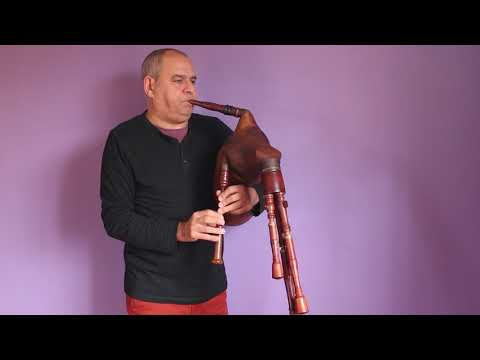 Sac de Gemecs. Catalan Bagpipes.