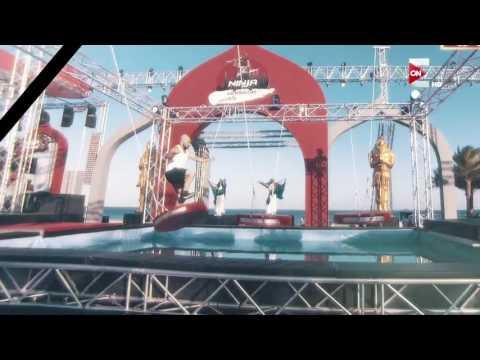 شاهد- أطرف السقطات في الماء في Ninja Warrior بالعربي