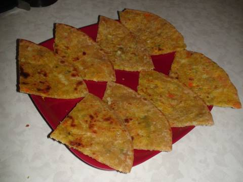 Stuffed Paratha – Indian Recipes by Bhavna