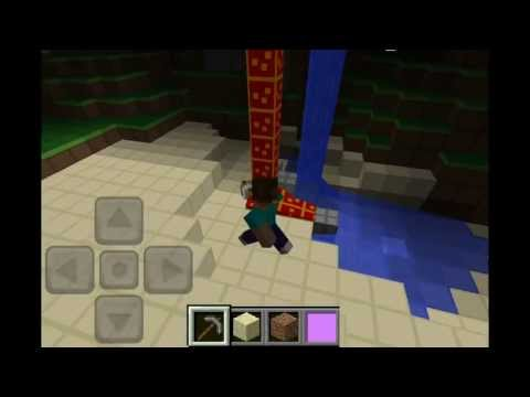 Minecraft Pocket Edition Seeds: herobrine