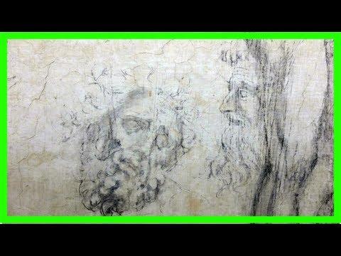 Video - Ανοίγει για το κοινό το μυστικό δωμάτιο του Μιχαήλ Άγγελου