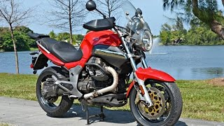 2. SOLD - 2006 Moto Guzzi Breva V1100 in Miami, FL
