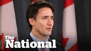 Transition begins for Justin Trudeau