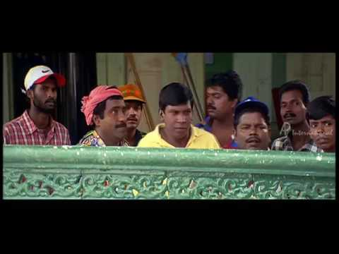 சித்தப்பா நேசமணி தலையில சுத்தியல் விழுந்துடிச்சி !!!  Friends | Tamil Movie | Scenes | Clips | Comedy | Songs | Vijay rescues Devayani