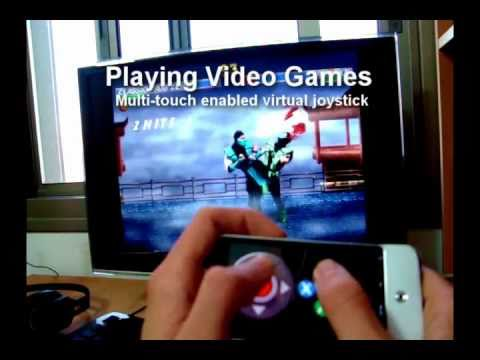 Video of nJoy - Joystick up your device