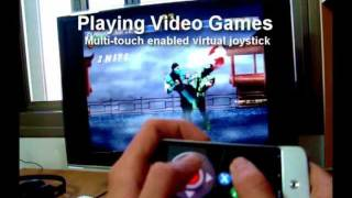 nJoy - Joystick up your device YouTube video