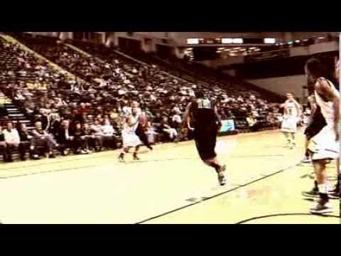 2013-14 Wright State Men's Basketball Intro Video