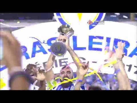 � CAMPE�O! CSA conquista o Brasileiro da S�rie C 2017