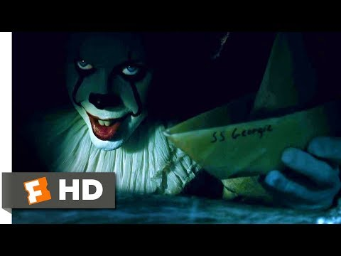 It (2017) - Georgie Meets Pennywise Scene (1/10) | Movieclips