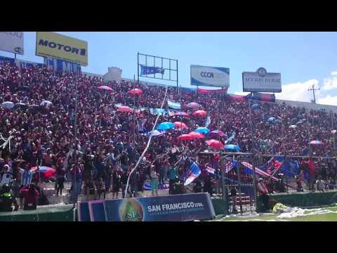 Mafia Azul Grana en AMBATO 2014 - Mafia Azul Grana - Deportivo Quito