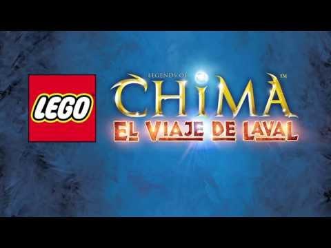 LEGO Legends of Chima: El Viaje de Laval Trailer