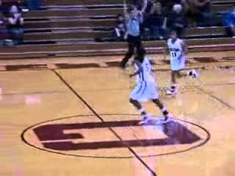 Women's Basketball vs. Roanoke 1/29/11 Highlights