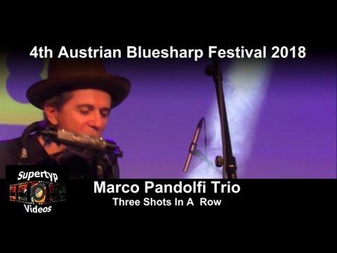 Marco Pandolfi Trio - Three Shots In A Row