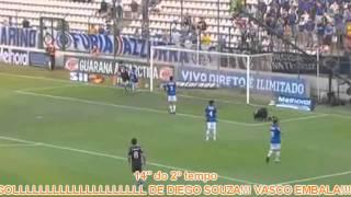 Obrigado você por assistir? e avaliar!!! Se Preferir ADD. Favoritos. Grato!! Cruzeiro 0 x 3 Vasco - Melhores Momentos - 25/09/2011 Com show de Diego Souza, V...