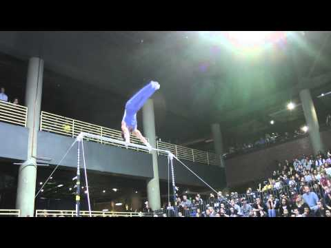 Brandon Wynn - High Bar - 2012 Winter Cup Finals