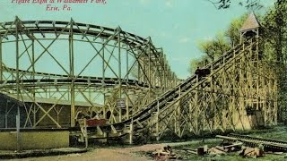 Erie (PA) United States  city photos : Vintage Scenes of Waldameer Park, Erie PA