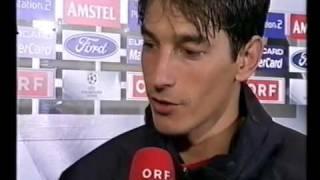 Sturm Graz schlägt zweimal Panathinaikos (2001)