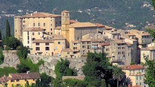 Carros France  city images : Carros, Alpes-Maritimes, Provence-Alpes-Côte d'Azur, France [HD] (videoturysta)