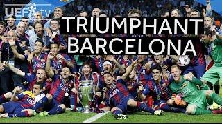 Barcelona 3 Juventus 1: Champions League final highlights, cup c1,cup c1 chau au,video cup c1,juventus vs Barcelona,