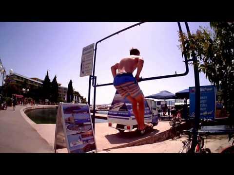Summer sea Workout (Biograd na Moru) – BarBros