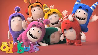 Oddbods | Chinese New Year Family Portrait