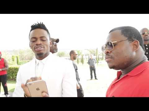 Diamond Platnumz - Utanipenda Behind The Scene Episode 4
