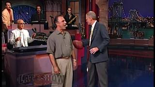 Jay Thomas on the Late Show with David Letterman #14 - July 18, 2002