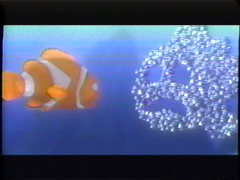 Finding Nemo (2003) Trailer 3 (VHS Capture)