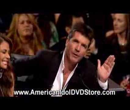 American Idol Season Six DVD