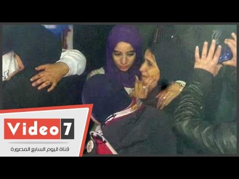 انهيار أمهات ضحايا وايت نايتس بعد هتاف: