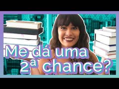 Livros que precisei dar uma 2ª chance (e não me arrependi) #MayRecomenda| All About That Book |