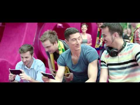 T-Mobile: Jump - Robert Lewandowski