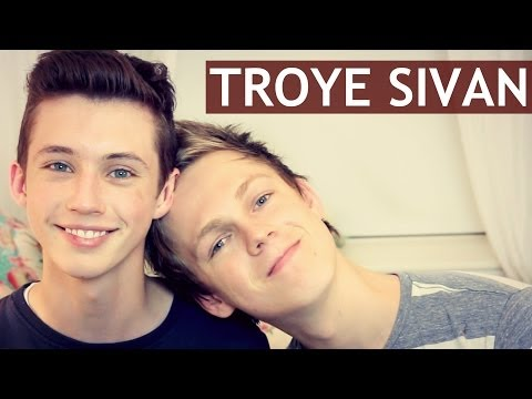 Exclusive Interview - Exclusive interview with YouTube star Troye Sivan. - Watch the other video we made: http://youtu.be/ExWN2Arcm7Q - Subscribe to Troye: http://youtube.com/Troy...