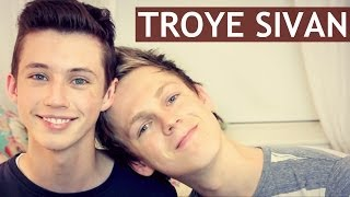 EXCLUSIVE INTERVIEW WITH TROYE SIVAN