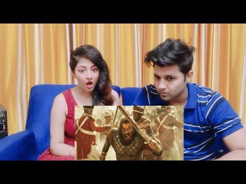 Sye Raa Teaser Telugu Chiranjeevi | Ram Charan | Surender Reddy | #SyeRaaTeaser | SIBLINGS REACTION