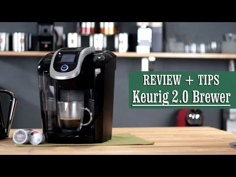 Keurig 2.0 Coffee Maker Review + 5 Tips | Presto Chef