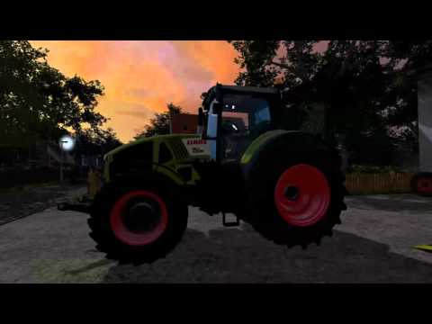 Claas Axion 950 Sound update v2.0