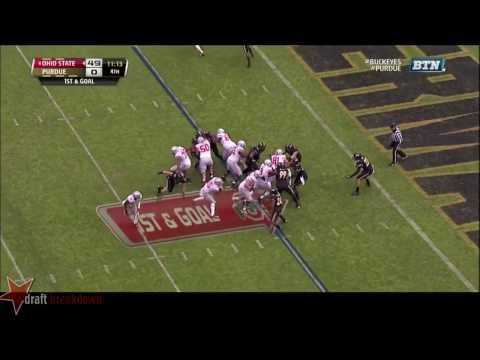 Bruce Gaston vs Ohio St. 13 video.